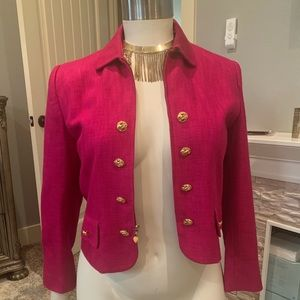 Doncaster Woman's Twill Pink Jacket